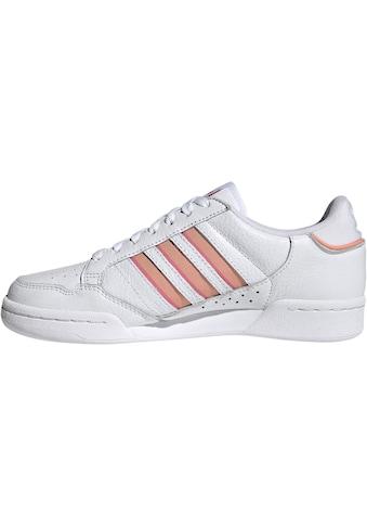 adidas Originals Sneaker »CONTINENTAL 80 STRIPES W« kaufen