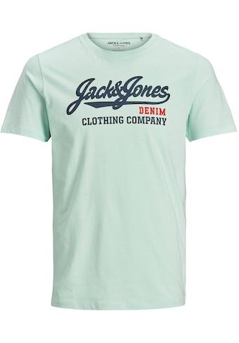 Jack & Jones Junior T-Shirt »JJELOGO TEE SS O-NECK 2« kaufen