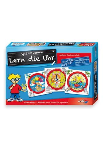 """Noris Spiel, """"Lern die Uhr"""" kaufen"""