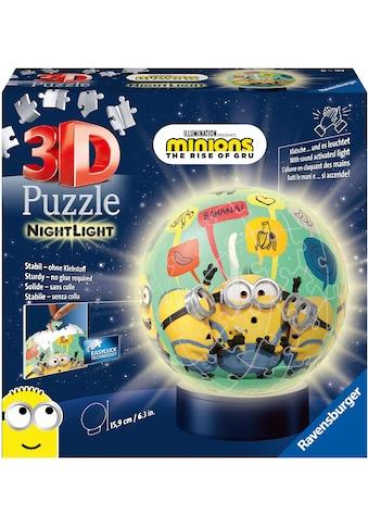 Ravensburger Puzzleball »Nachtlicht Minions 2«, FSC® - schützt Wald - weltweit; Made... kaufen