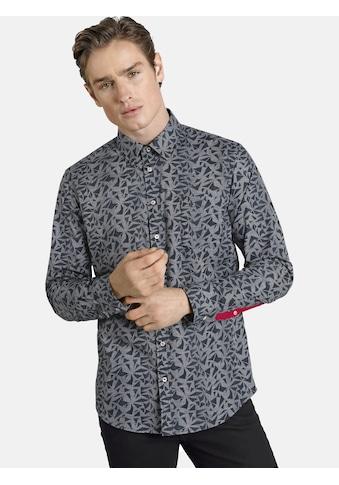 SHIRTMASTER Langarmhemd »blacktea« kaufen