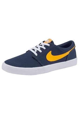 Nike SB Sneaker »Solarsoft Portmore 2 Skate« kaufen