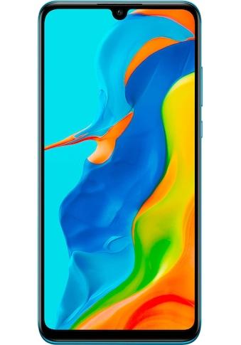 Huawei P30 Lite New Edition Smartphone (15,62 cm / 6,15 Zoll, 256 GB, 48 MP Kamera) kaufen