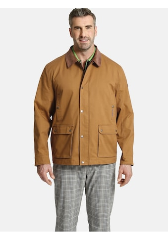 Charles Colby Fieldjacket »SIR HAMILTON«, Übergangsjacke, Cord Details kaufen