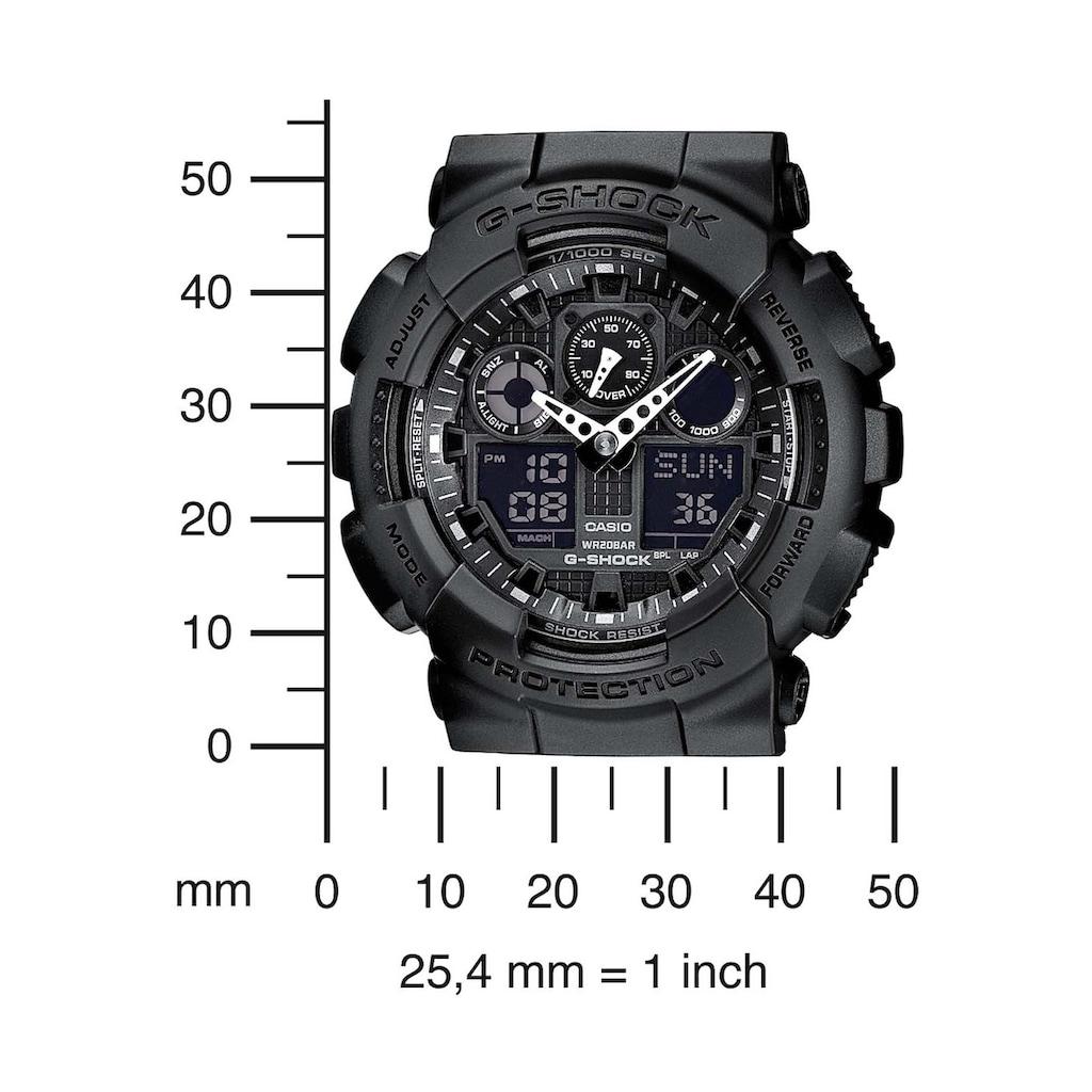 CASIO G-SHOCK Chronograph »GA-100-1A1ER«