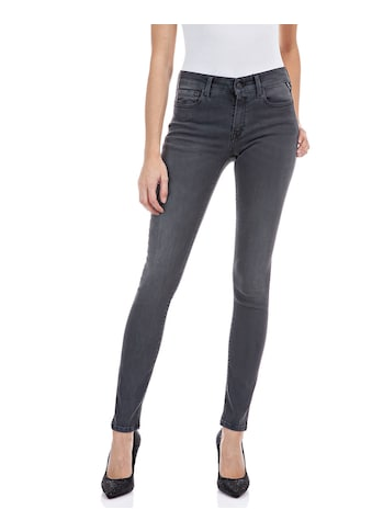 Replay Skinny-fit-Jeans »New Luz«, hochwertige HYPERFLEX BIO - Qualität kaufen