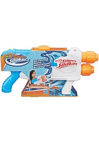"Hasbro Wasserpistole ""Nerf  -  Super Soaker  -  Barracuda"" kaufen"