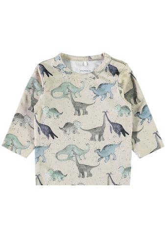 Name It Langarmshirt »BIG DINOS« kaufen