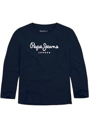 Pepe Jeans Langarmshirt »NEW HERMAN JR« kaufen