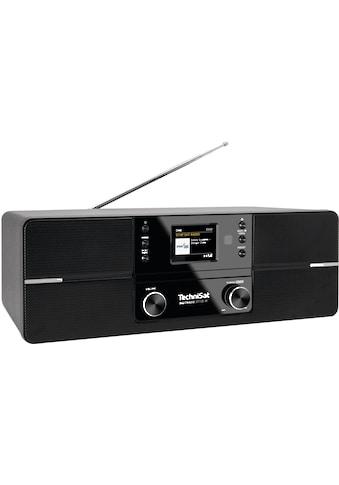 TechniSat Internet-Radio »DIGITRADIO 371 CD IR Stereo«, (Bluetooth-WLAN UKW mit RDS-Digitalradio (DAB+) ), mit DAB+, CD, Bluetooth, Farbdisplay, USB kaufen