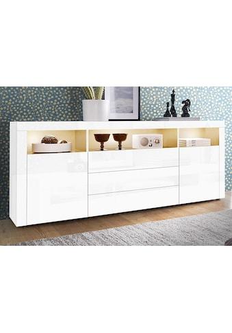 borchardt Möbel Sideboard, Breite 166 cm kaufen