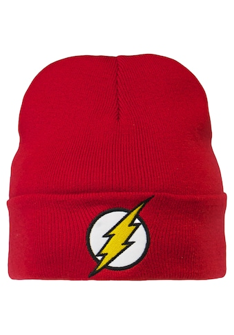 LOGOSHIRT Strickmütze, mit originalem The Flash-Logo kaufen