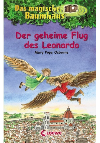 Buch »Das magische Baumhaus 36 - Der geheime Flug des Leonardo / Mary Pope Osborne, Jutta Knipping, Sabine Rahn« kaufen