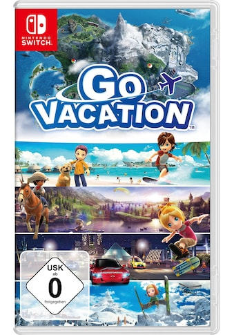 Go Vacation Nintendo Switch kaufen