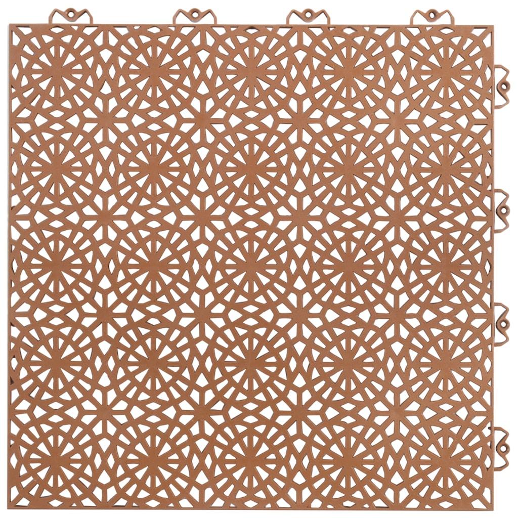 Bergo Flooring Terrassenplatten »XL terrakotta«, Klickfliesen 2m²