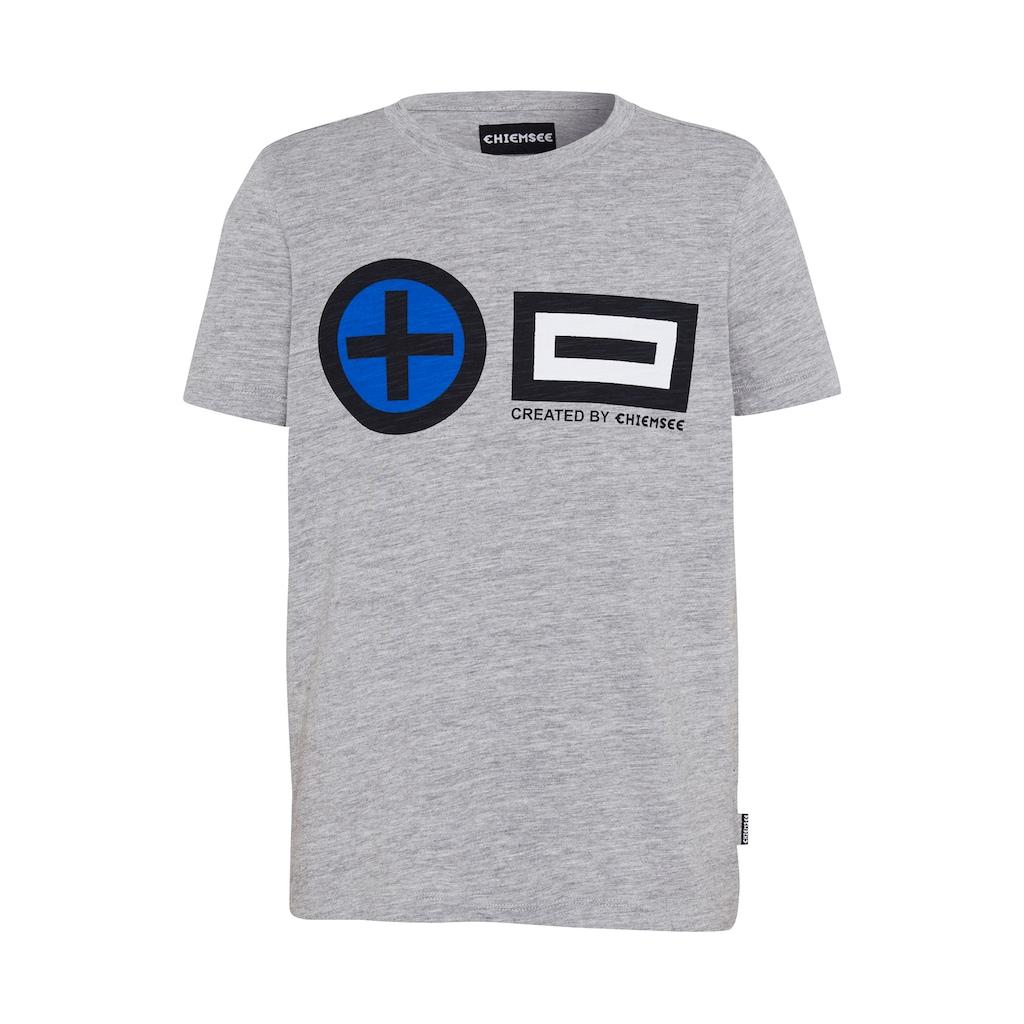 Chiemsee T-Shirt »T-Shirt für Jungen«