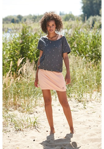 Alife & Kickin Jerseykleid »SunnyAK«, (Set, 2 tlg., mit T-Shirt), sommerlicher Zweiteiler - Kleid & Shirt kaufen