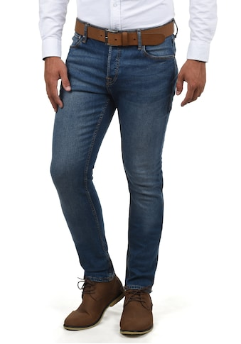 Jack & Jones 5-Pocket-Jeans »Ubbo«, Denim Hose mit leichten Used-Effekten kaufen