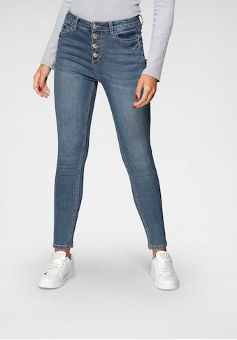 HaILY'S High-waist-Jeans »ROMINA« kaufen