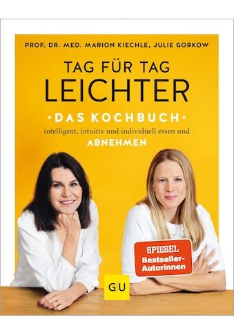 Buch »Tag für Tag leichter - das Kochbuch / Marion Kiechle, Julie Gorkow« kaufen
