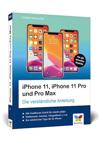 Buch »iPhone 11, iPhone 11 Pro und Pro Max / Giesbert Damaschke« kaufen