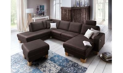 3C Carina Wohnlandschaft »Teramo«, wahlweise mit motorischer Relaxfunktion und... kaufen