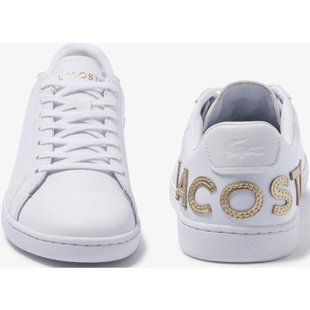 Lacoste Sneaker »CARNABY EVO 120 6 US SFA«
