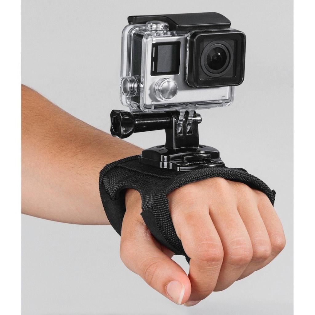 Hama Handhalterung für GoPro Actioncam Größe L größenverstellbar
