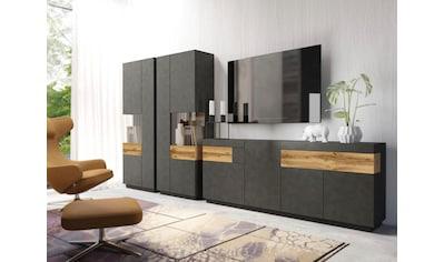 TRENDMANUFAKTUR Wohnwand »SILKE«, (Set, 3 St.) kaufen