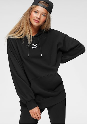 PUMA Kapuzensweatshirt »Classics Oversized Hoodie« kaufen