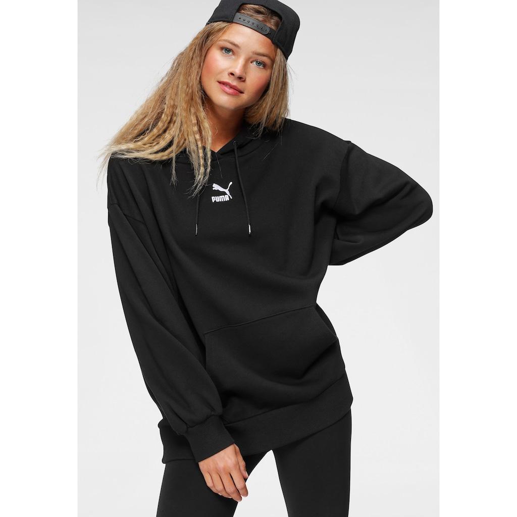 PUMA Kapuzensweatshirt »Classics Oversized Hoodie«