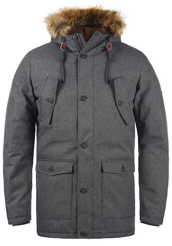 Blend Parka »Morino«, modische Herren Winterjacke mit Kapuze kaufen
