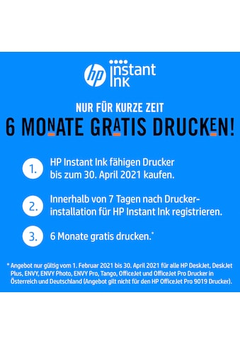 HP Multifunktionsdrucker »DeskJet Plus 4130 Wireless All-in-One Colour« kaufen