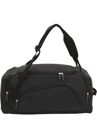 F23™ Reisetasche »Teamplayer, schwarz« kaufen