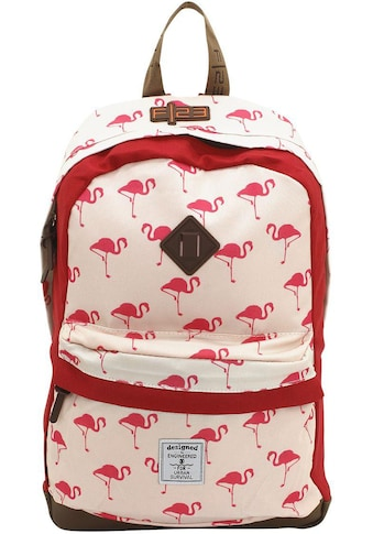 F23™ Laptoprucksack »Daypack Flamingo« kaufen