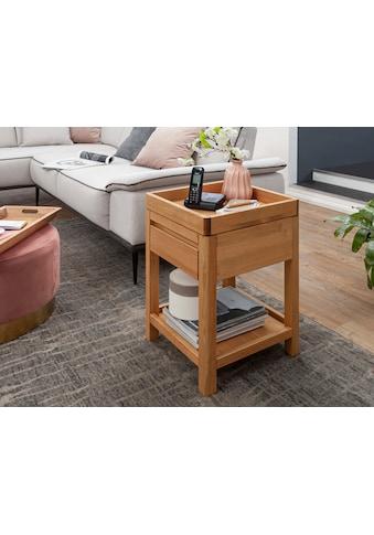Premium collection by Home affaire Telefontisch »Lisa«, aus Massivholz, hochwertig... kaufen
