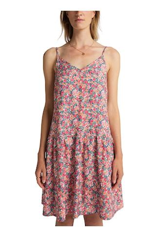 MUSTANG Midikleid »Fibi String Dress«, locker geschnitten kaufen