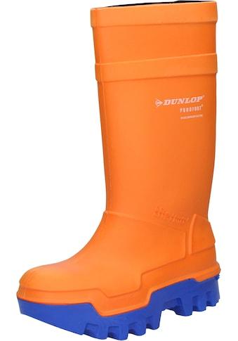 Dunlop_Workwear Gummistiefel »Thermo-Plus«, Sicherheitsklasse S5, mit warmer Fütterung kaufen