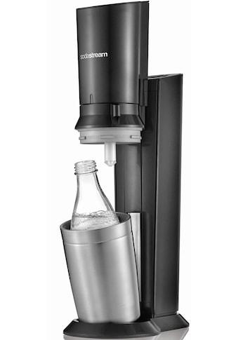 SodaStream Wassersprudler »Crystal 2.0 titan«, KEIN CO2-Zylinder enthalten kaufen