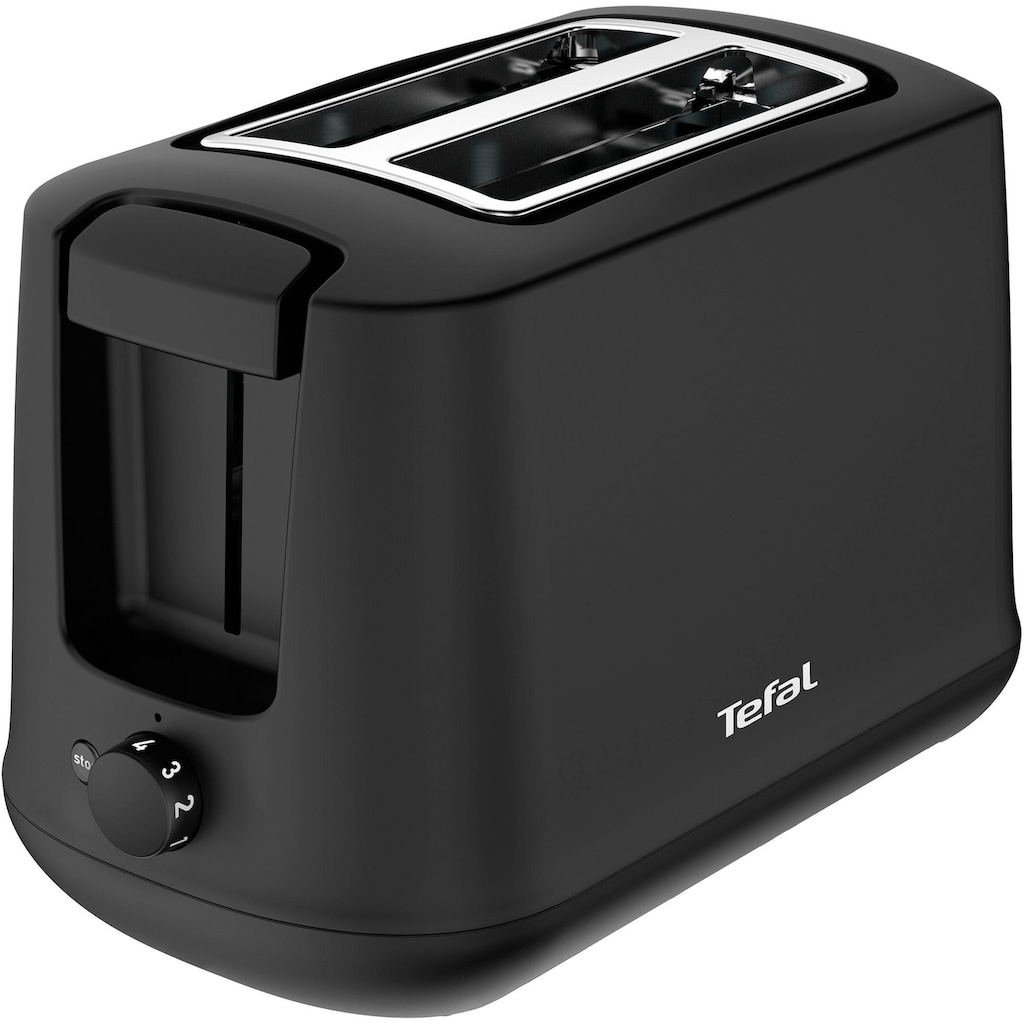 Tefal Toaster »TT165N Principio«, 2 kurze Schlitze, 850 W