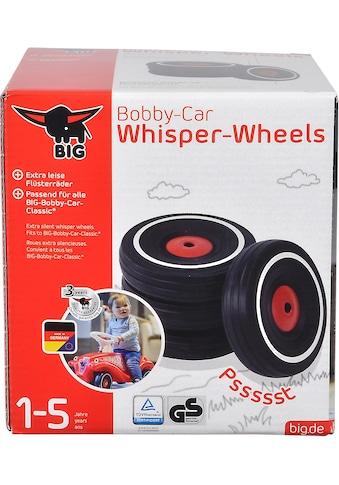 BIG Kinderfahrzeug-Räder »BIG Bobby Car Whisper Wheels«, Passend für alle BIG Bobby... kaufen