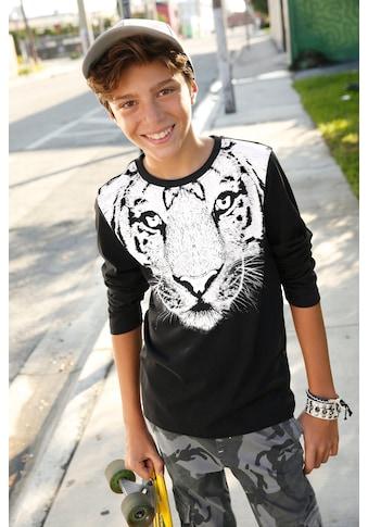 KIDSWORLD Langarmshirt »WHITE TIGER« kaufen