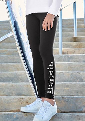 Bench. Leggings, mit reflektierendem Logoschriftzug am Bein kaufen