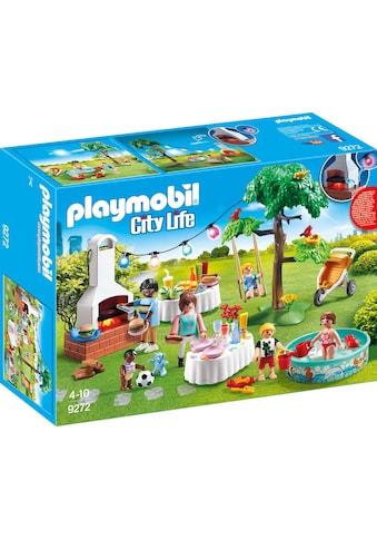 Playmobil® Konstruktions-Spielset »Einweihungsparty (9272), City Life«, Made in Germany kaufen