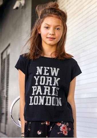 KIDSWORLD T-Shirt, Kurze Form kaufen