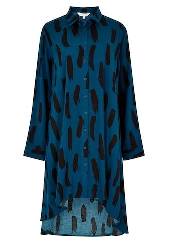 Apricot Hemdblusenkleid »BrushStroke Oversize Shirt Dress«, mit tollem Druck kaufen