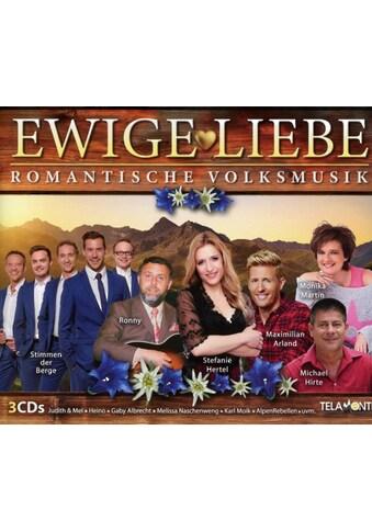 Musik-CD »Ewige Liebe-Romantische Volksmusik / Various« kaufen