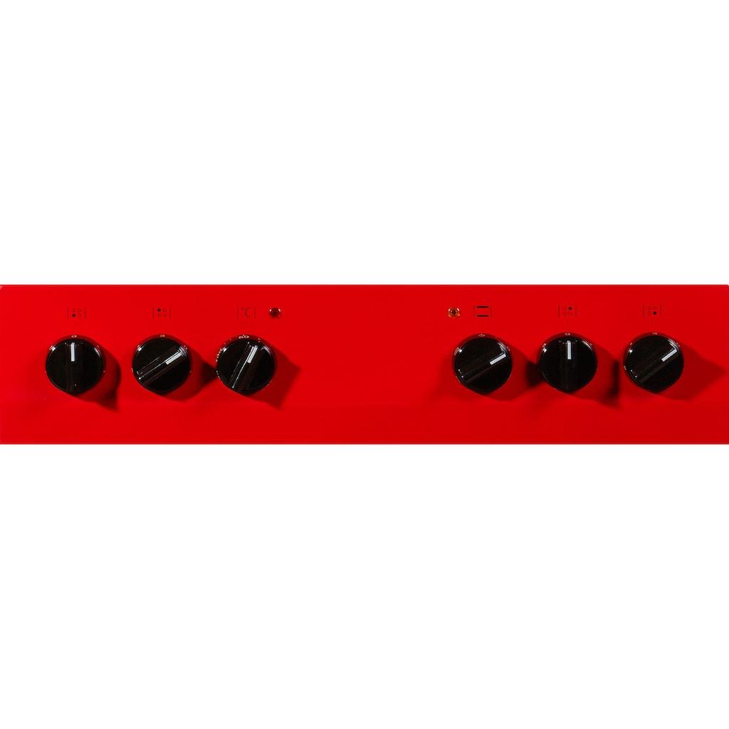 Amica Elektro-Standherd »SHC 11506 R«, SteamClean