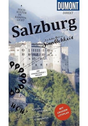 Buch »DuMont direkt Reiseführer Salzburg / Walter M. Weiss« kaufen