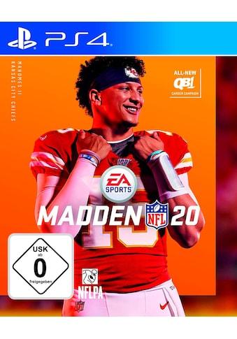 Madden NFL 20 PlayStation 4 kaufen